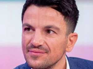 Peter Andre's private battle