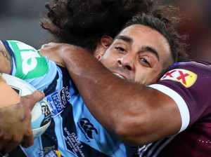 Angry Blues want action on dangerous Maroons