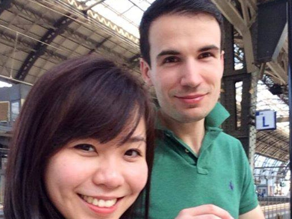 Melbourne couple Elaine Teoh and Emiel Mahler were killed in the MH17 disaster.