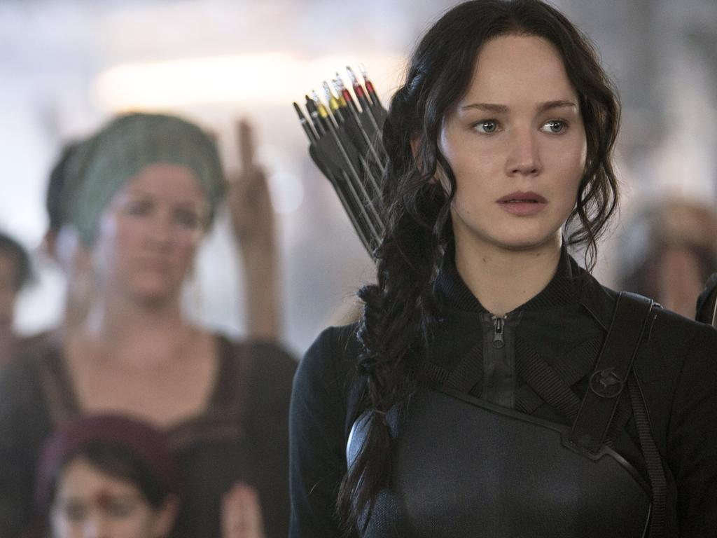 It's set before Katniss was born. Picture: AP/Lionsgate, Murray Close