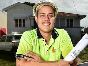 Tradie buys four properties by age 22