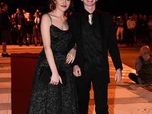 Madison Benson and Ethan Layman