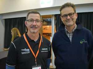 Philip Cave and Niels Bendixsen.