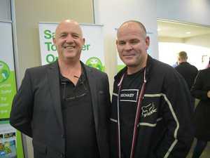 Mark Randall and Sean Michell.