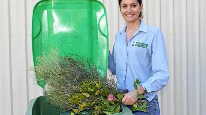 Resort to green bins