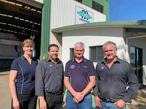 Prominent Mackay business reaches 25-year milestone