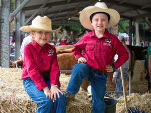 See who took out the top prizes at the Pioneer Valley Show