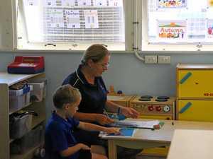 Appreciation for teacher aides