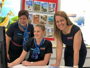 Mackay travel agent leads the way for women in industry