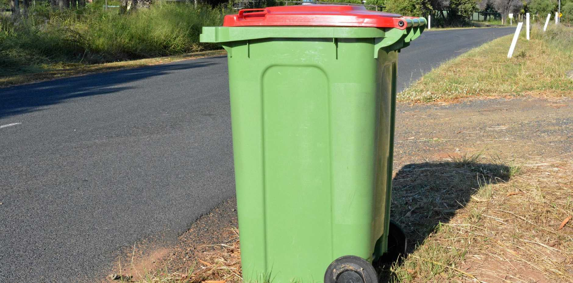 NEIGHBOURLY DISPUTE: A 51-year-old Eerwah Vale man assaulted his neighbour over a dispute that stemmed from wheelie bins being placed on an easement.