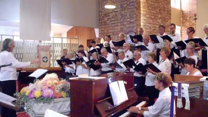 Granite Belt Choir for a gold coin coin