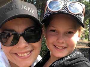 Heartbreaking diagnosis: Sienna, 10, faces leukaemia battle