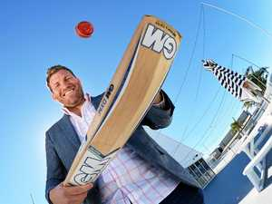 Cricket superstars set to shine over long lunch