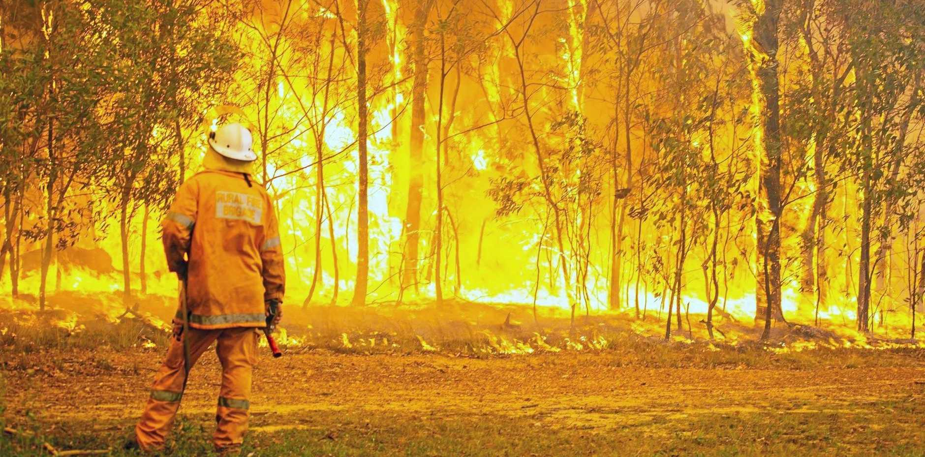 Lachlan Millar is calling on Minister Craig Crawford to release the report into last year's bushfires which devastated in places such as Deepwater, Baffle Creek and Winfield.