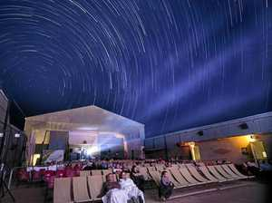 Watch cinema under the stars at its best in Winton