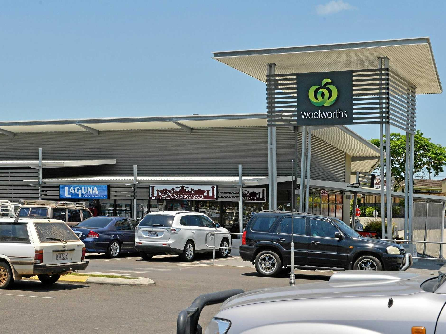 Southside Shopping Centre, Gympie.