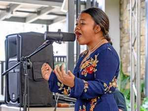 WHITSUNDAYS GOT TALENT: 'Powerhouse' singer wins heat