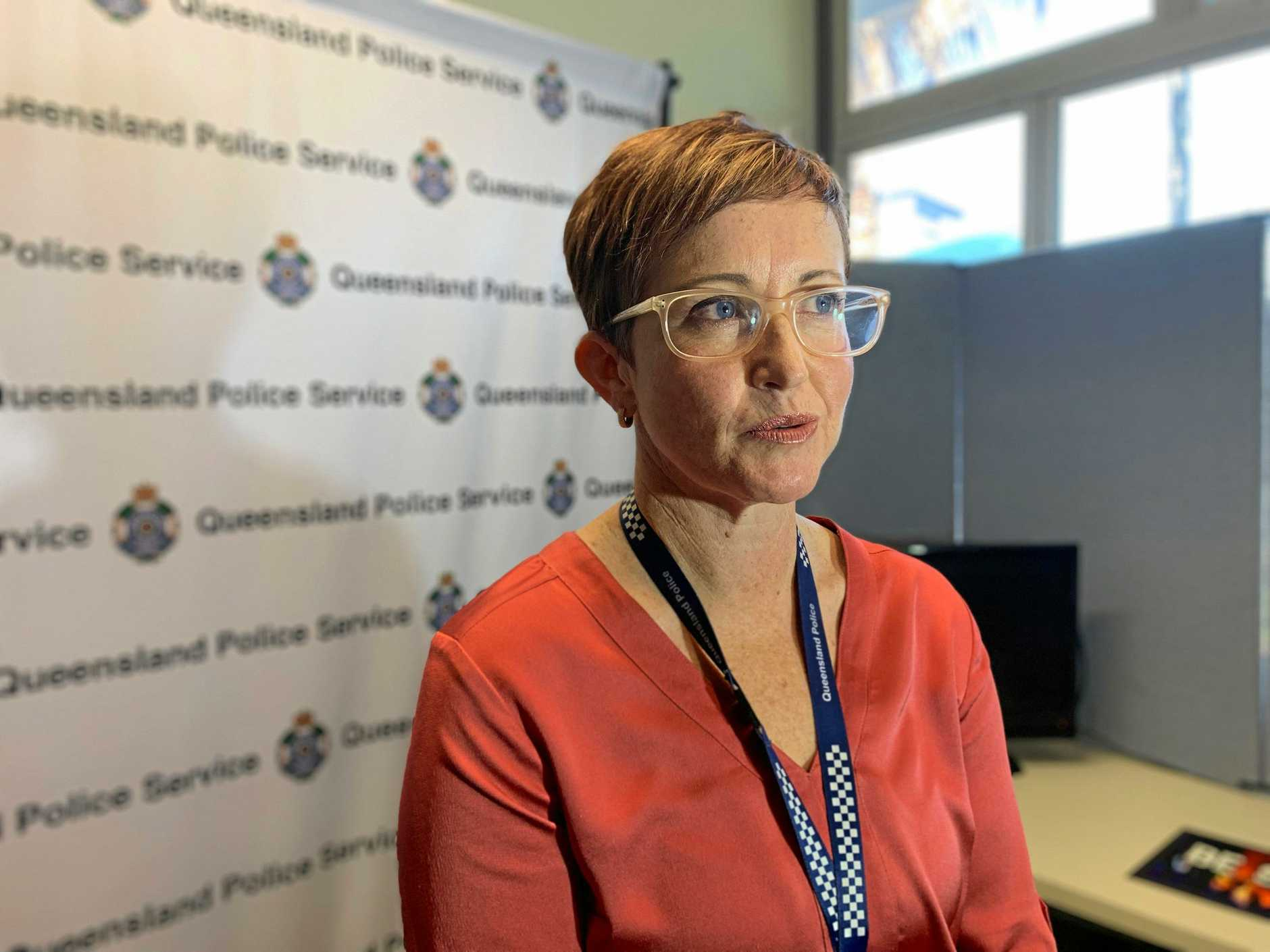 Emma Novosel, Detective Senior Sergeant in charge of the child protection unit, Mackay Police.