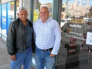 Aboriginal locals warn of boycott amid health change