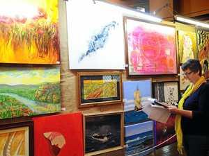 Why Maryborough's biggest exhibition is postponed