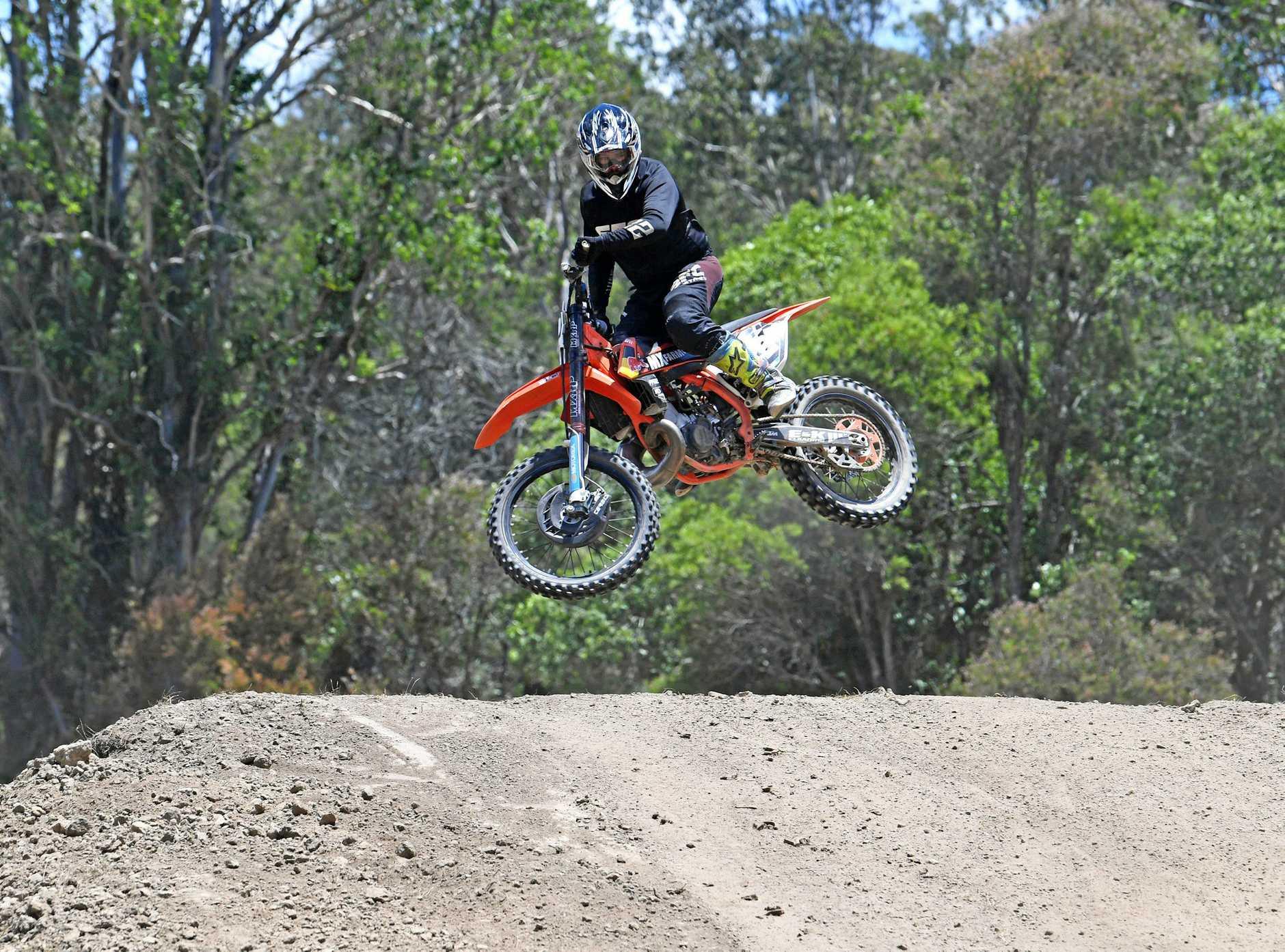 Motocross - Jesse Bishop