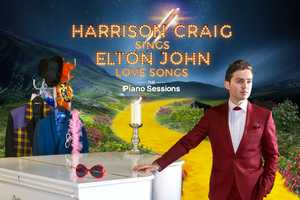 Australia's Prince of crooning and love ballads, Harrison Craig, performs honouring the emotional, intimate and soulful love songs of the great, Sir Elton John.