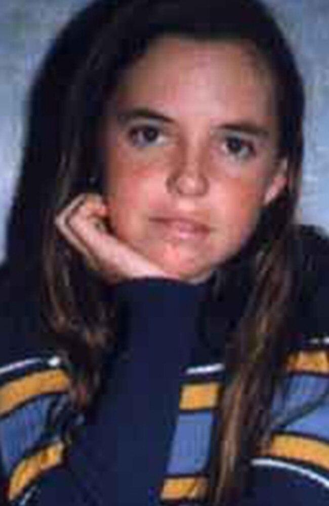 Hayley Dodd's body has never been found.