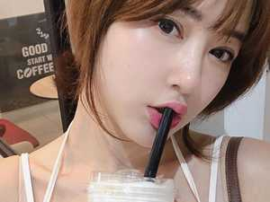 Eyebrow-raising new bubble tea trend