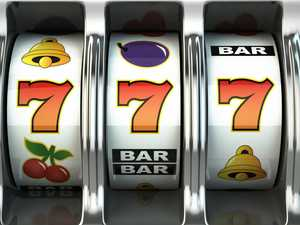Pokies' lure on rise in floods aftermath