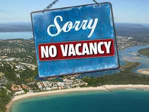 Noosa to put up 'full' sign as over-tourism becomes issue