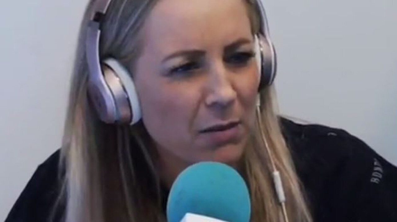 Carrie Bickmore was pranked by her radio co-host, Tommy Little.