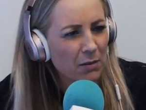 Bickmore erupts after radio prank