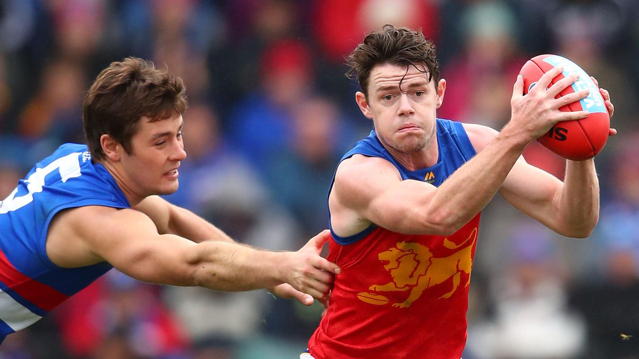 Lachie Neale has excelled in his first season at Brisbane. Picture: AAP Image/Julian Smith.