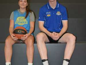 The Power's Erin Geer and Mitch Knight have risen to