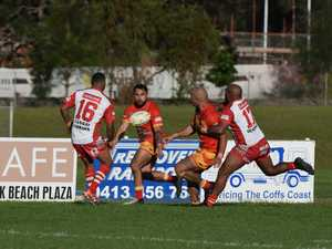 ROUND TWO: The Coffs Harbour Comets and South Grafton