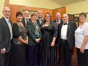 Lions club welcomes new crew