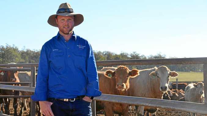 Farmer's donation to inspire South Burnett kids