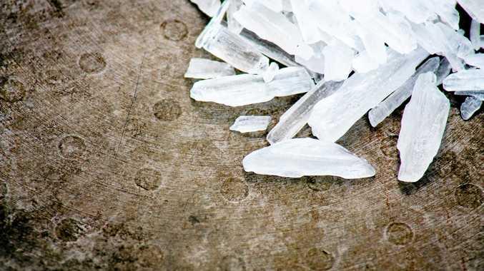 Police raids net ice, marijuana, motorbikes and ID info