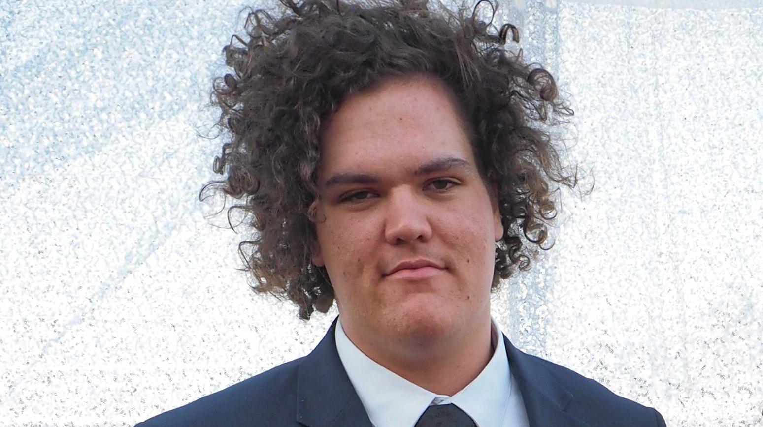 Rockhampton High Formal: Jake Steere.