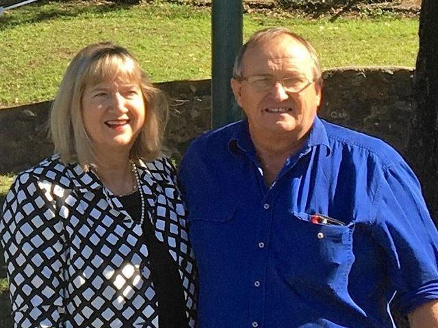Mary Valley dairy farmers John and Margaret Cochrane have bought Kenilworth Country Foods.