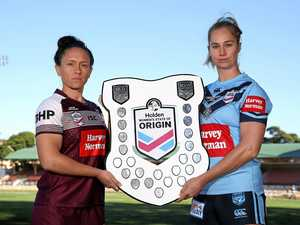 Queensland women score a win in Origin arena