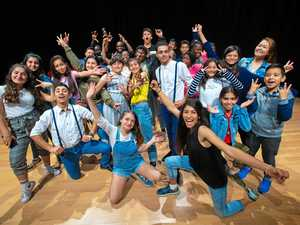 Refugee stories come alive on stage