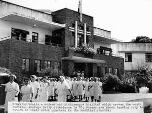 Kingaroy hospital history
