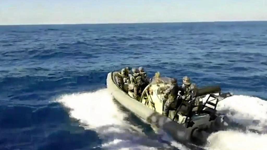 600kg of Cocaine intercepted near Byron Bay.