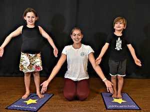 Free yoga classes to celebrate