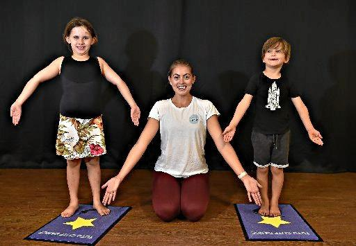 Free yoga classes to celebrate