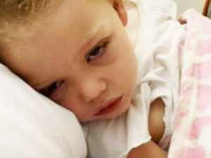 3yo girl 'ravaged' by killer flu