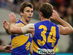 Eagles smash 'not competitive' Bombers