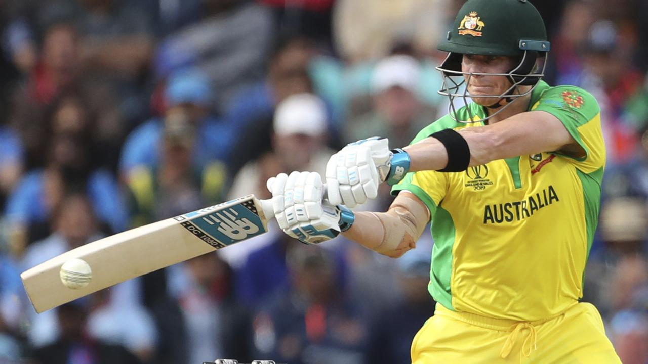Steve Smith has been in reassuringly consistent form for Australia at this World Cup.