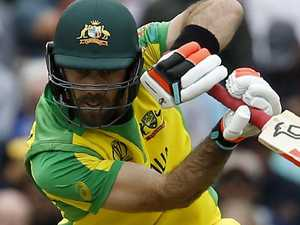 Maxwell's bat can win World Cup for Australia